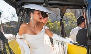 Chán khoe ngực khủng đơn thuần, Kim Kardashian thực hiện bộ ảnh quý phái khác lạ xem dân tình có trầm trồ