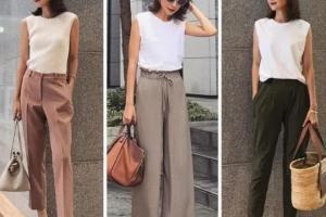 Cách diện quần áo đơn giản, gọn gàng nhưng cao cấp theo phong cách Nhật Bản