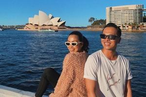 Tin sao Việt ngày 26/7: Tăng Thanh Hà công khai tình cảm với đàn ông lạ
