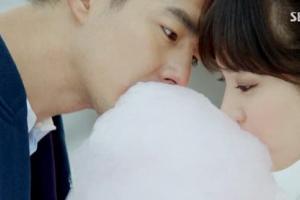 Những nụ hôn không chạm môi nhưng vẫn 'sốt xình xịch' trên màn ảnh Hàn