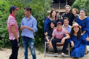 MC Trấn Thành và loạt sao Việt tưng bừng gửi lời chúc mừng sinh nhật đến Hoài Linh