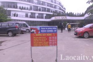 Phong tỏa khách sạn Pao's Sapa, truy tìm được 91 F1
